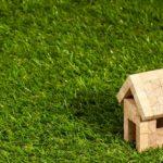 zielony dach na altanie